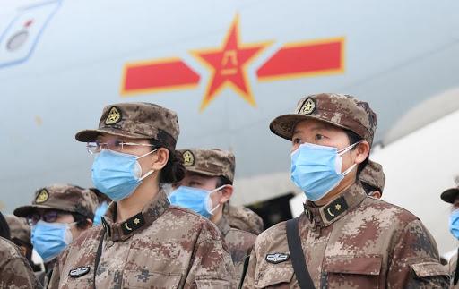 Un nuevo estudia apunta al hospital militar de Wuham como origen del COVID-19 1