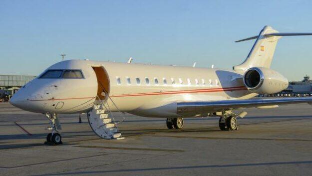 El Banco de Santander compra un Jet de 46 millones de € el mismo día que anuncia el ERE de 4.000 empleados 1