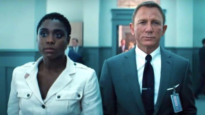 El próximo James Bond será... ¡Una mujer de color! 1