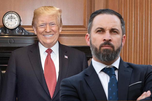 Vox se niega a reconocer la derrota de Trump 1