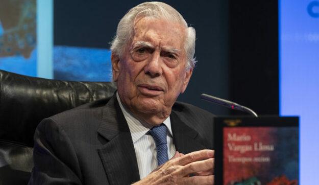 """Vargas Llosa: """"Suprimir el castellano como lengua vehicular es una idiotez sin límites"""" 1"""