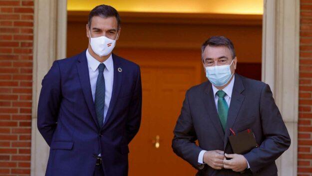 El PNV defiende la armonización fiscal para el resto de España... excepto la de Euskadi 1