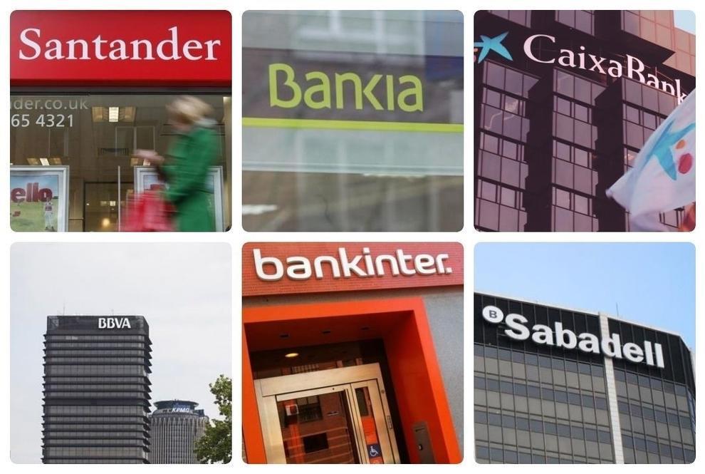 La gran banca dispara su beneficio a 7.800 millones en el primer trimestre 1