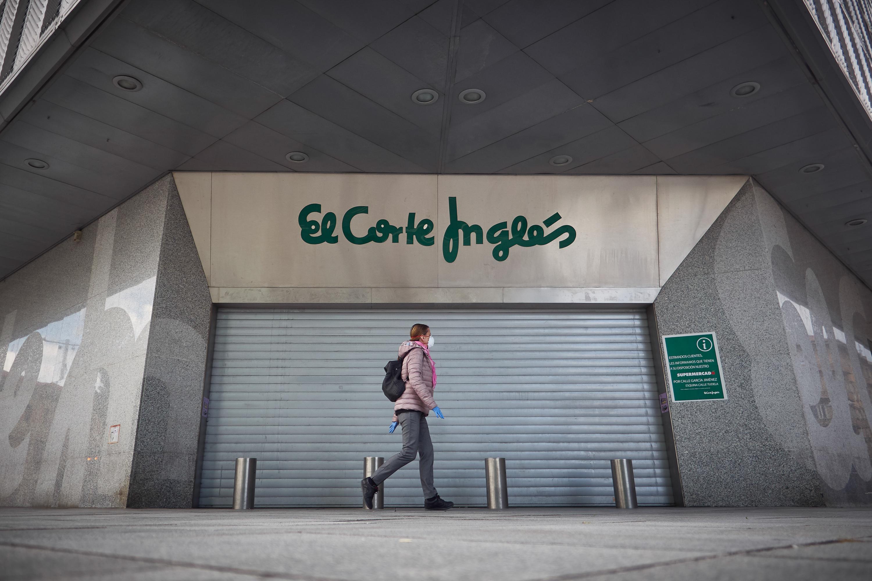 El Corte Inglés en apuros anuncia un ERTE por el cierre de varios centros comerciales 1