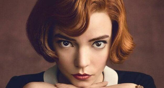 Gambito de dama destroza un récord en Netflix 1