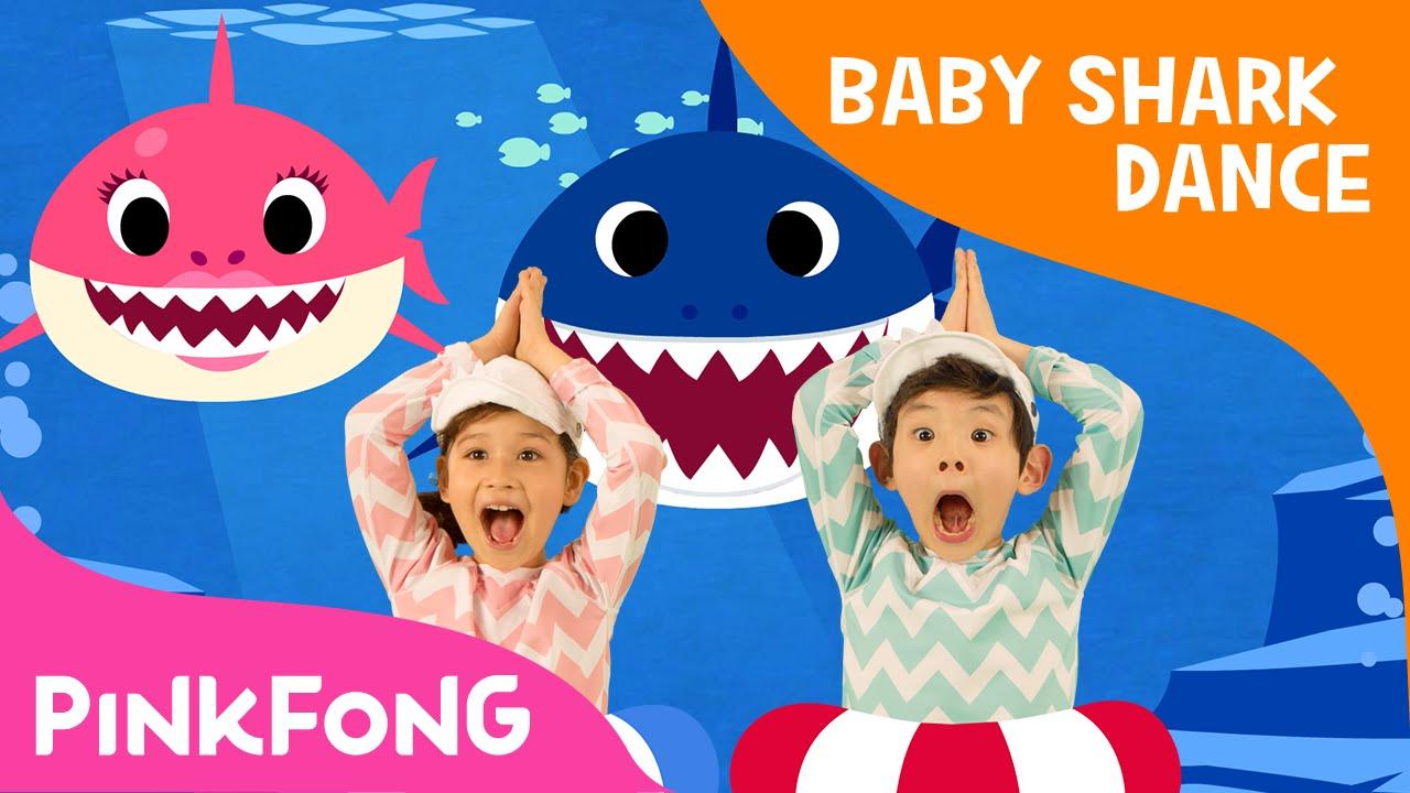 """""""Baby Shark"""" ya es el vídeo de Youtube más visto de la historia. 1"""