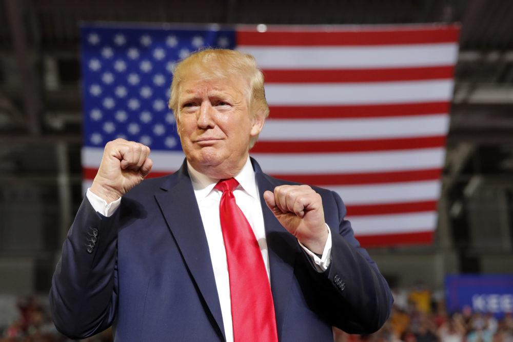 """Trump asegura que ha """"ganado"""" las elecciones, denuncia """"un importante fraude"""" y pide parar el recuento 1"""