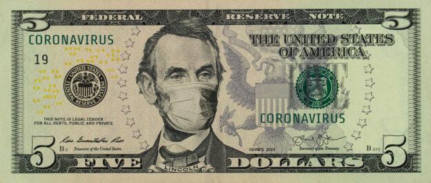 Uno de cada cuatro dólares que hay en el mundo se ha impreso este año 1