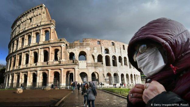 Hallado en Roma un caso de la variante británica de coronavirus 1