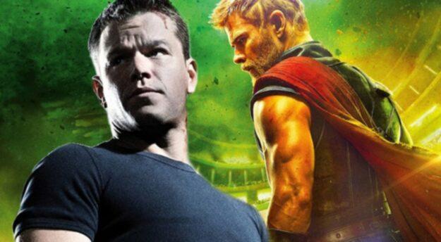 ¡Bombazo! Matt Damon ficha por Thor 4 1