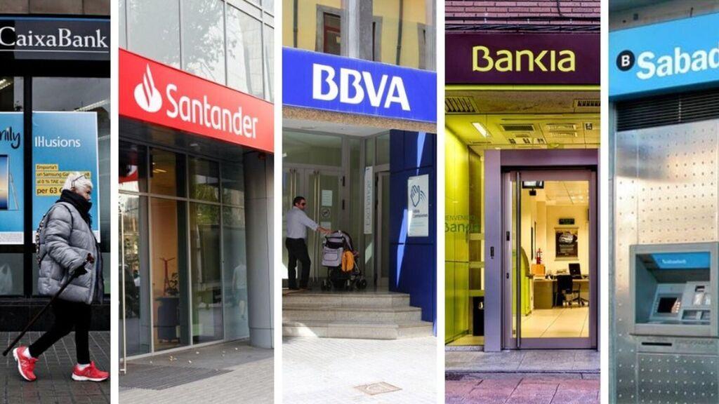 La banca española y la griega, la menos rentable de Europa 1