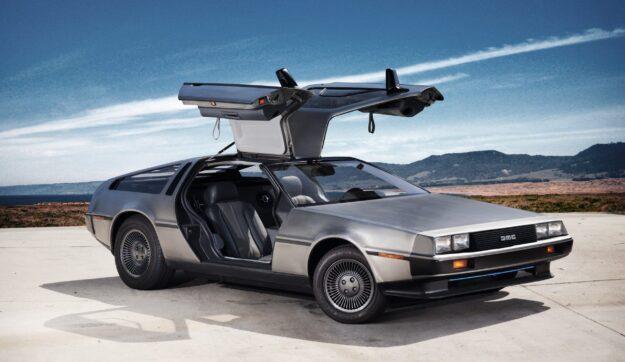 El mítico DeLorean podría volver como coche eléctrico 1