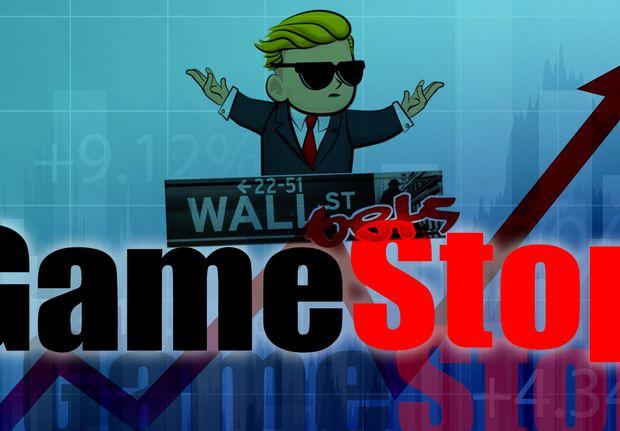 La bolsa está por las nubes porque los inversores jóvenes están muy locos: La historia de GameStop 1