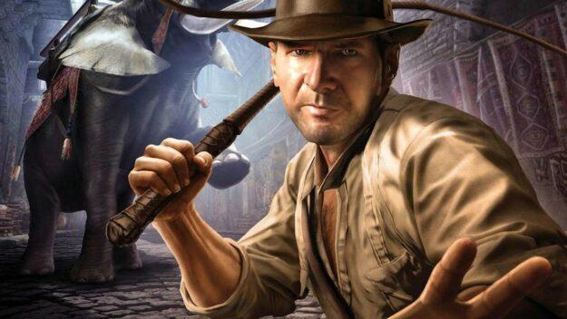 ¡Vuelve Indiana Jones! De momento a los videojuegos 1