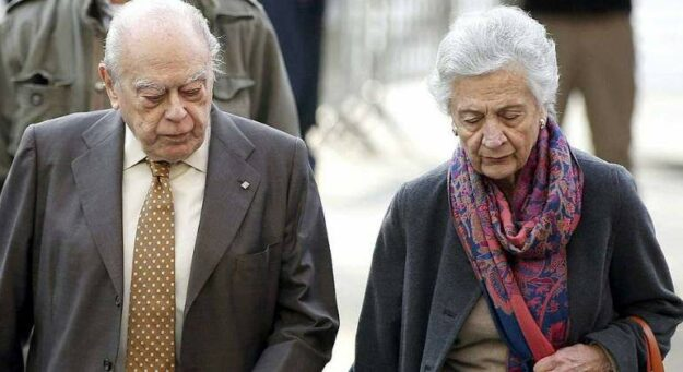 La mujer de Jordi Pujol dice sufrir demencia para pedir quedar fuera del 'caso Pujol' 1