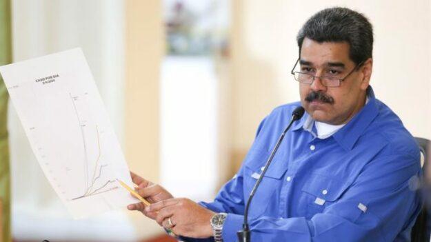 """Nicolás Maduro anuncia un antiviral que """"neutraliza al 100%"""" el coronavirus 1"""