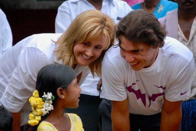 La fundación de Rafa Nadal abrirá un centro de atención a menores y familias afectados Covid 1