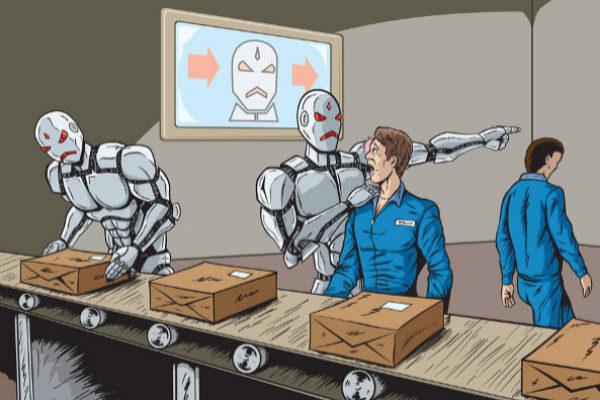 ¿Nos quitarán los robots el trabajo? 1
