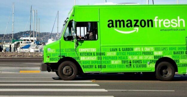 Amazon quiere plantar cara a Mercadona con el lanzamiento de Amazon Fresh 1
