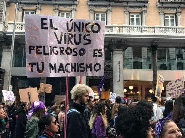 Finalmente las feministas se concentrarán el 8M en una plaza de Callao (Madrid) 1