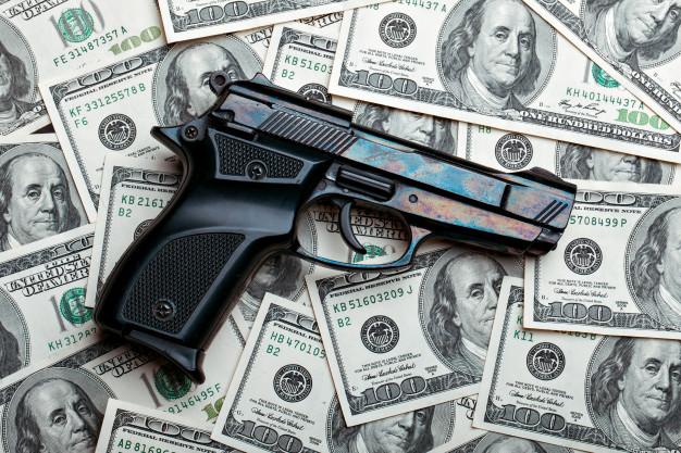 ¿Sabías que tu banco podría estar invirtiendo en armas con tu dinero? 1