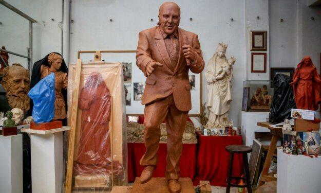 Chiquito de la Calzada tendrá una escultura de bronce de dos metros en Málaga 1