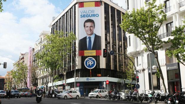 """El PP deja la sede de Génova para """"romper con el pasado"""" 1"""