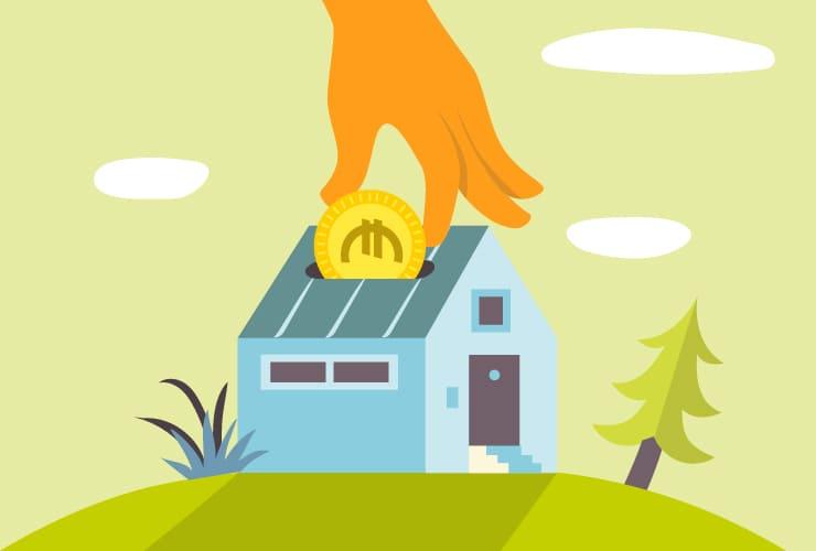 ¿Es posible conseguir una hipoteca sin ahorros? 1
