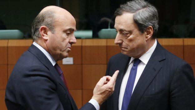 El Euribor hoy baja y ojo a la exclusiva con Luis de Guindos 1