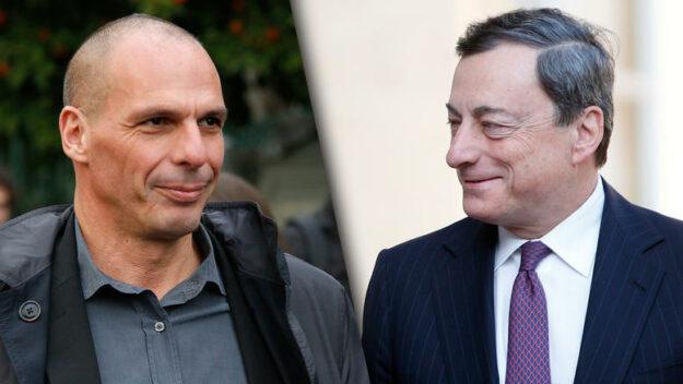 Más Draghis y menos Varoufakis 1