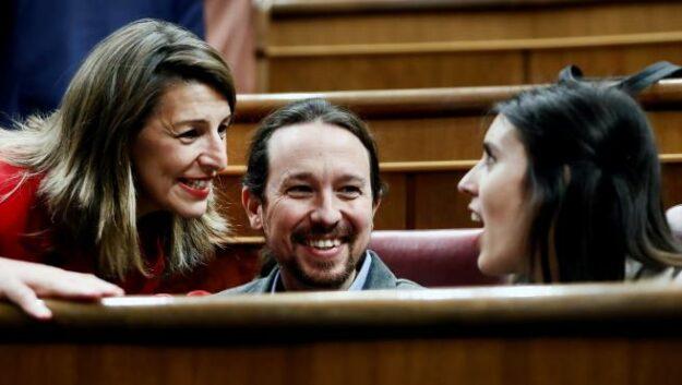 Yolanda Díaz nombra consejero de Navantia a un asesor de su gabinete y ex diputado de En Marea 1