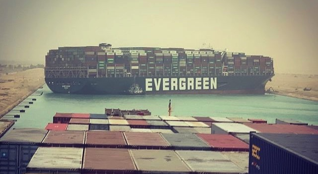 """El """"atasco"""" del canal de Suez nos muestra lo frágil que es la economía 1"""