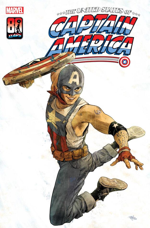 Marvel presenta al Capitán América gay 1