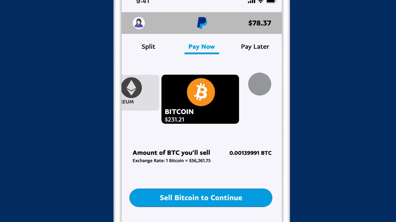 Paypal ya permite pagar con Bitcoins 1