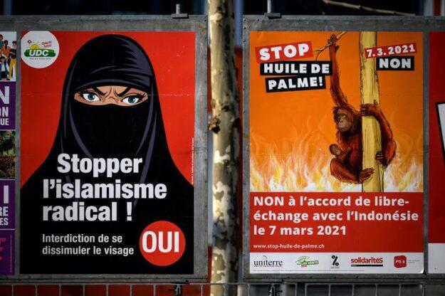 Los suizos aprueban en referéndum la prohibición del burka y el velo 1