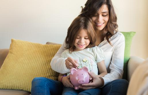 ¿Qué beneficios tienen las cuentas infantiles? 1