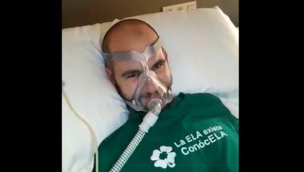 """Jordi Sabaté, el enfermo de ELA al que Pedro Sánchez prometió ayuda, dice un año después: """"Mentiroso"""" 1"""