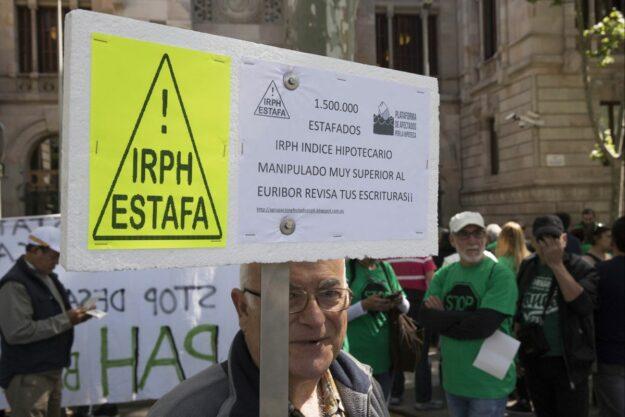 ¿Qué ha pasado con los hipotecados al IRPH? 1