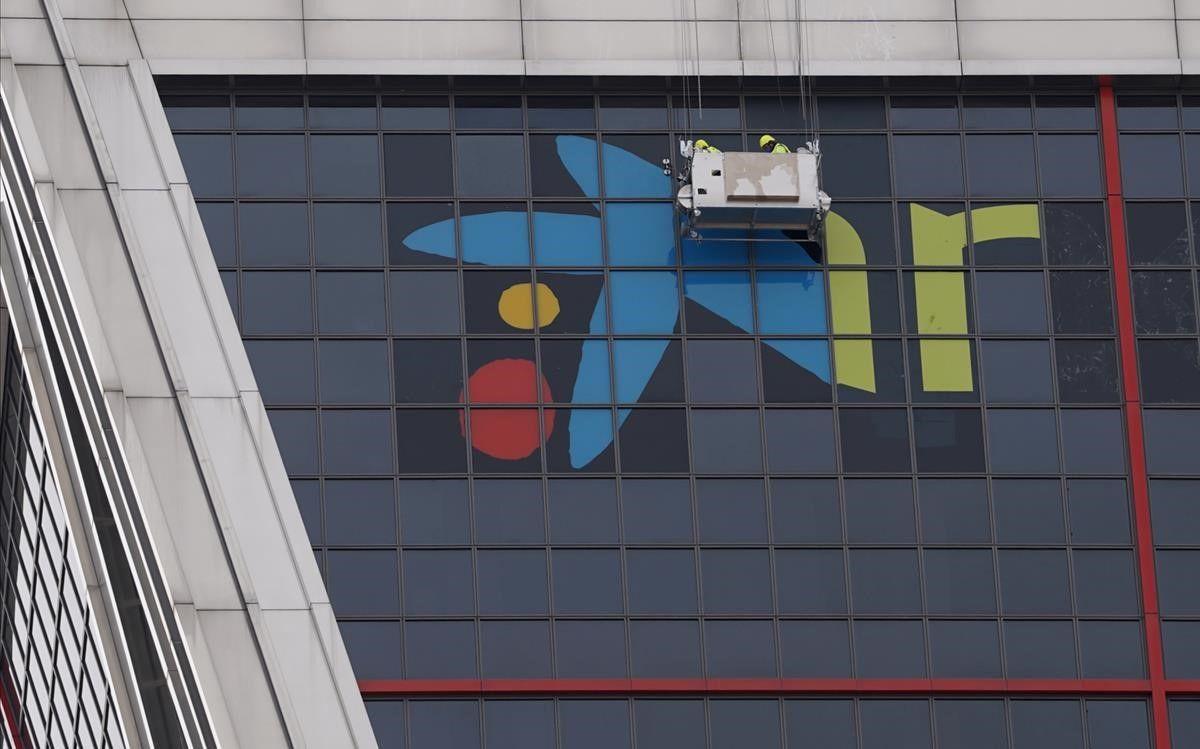 CaixaBank se cepilla la marca Bankia desde hoy en sus oficinas 1