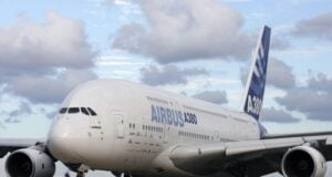 ¿Qué pinta un Airbus A380 aquí?