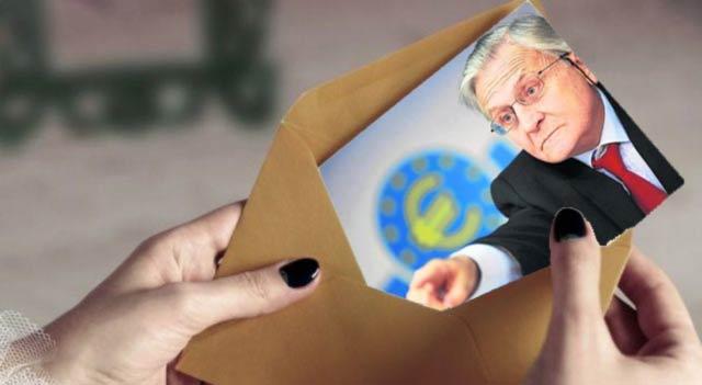 La carta del euribor