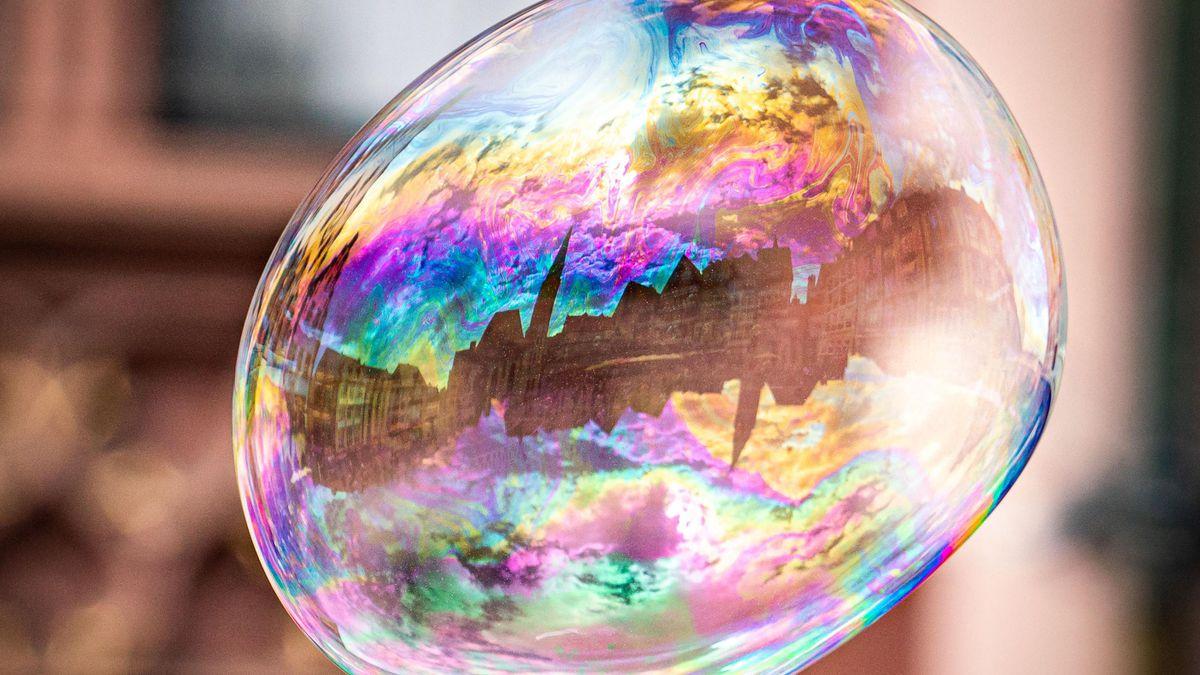 ¿Hasta cuándo durará la burbuja bursátil? 1