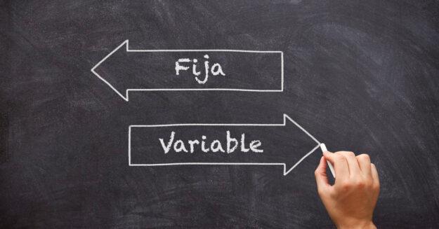 ¿Llegó el fin de las hipotecas variables? 1