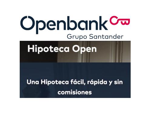 Ojo si vas a contratar una hipoteca con Openbank, te puedes llevar 300€ 1