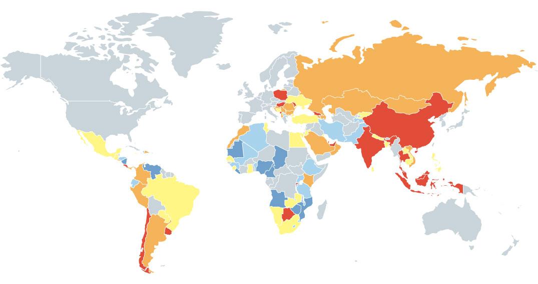Mercados emergentes 1