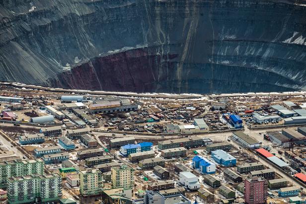 6 impresionantes fotos sobre minería 6