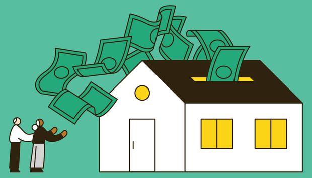 Las hipotecas se disparan un 37,4% en mayo 1