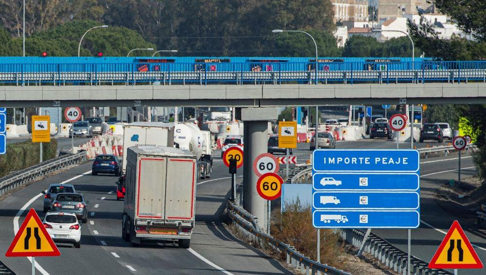 La DGT, a favor del peaje en autovía 1