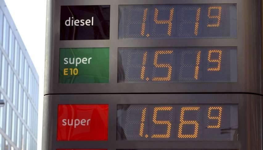 Los carburantes siguen disparándose y ya son hasta un 21% más caros que hace un año 1