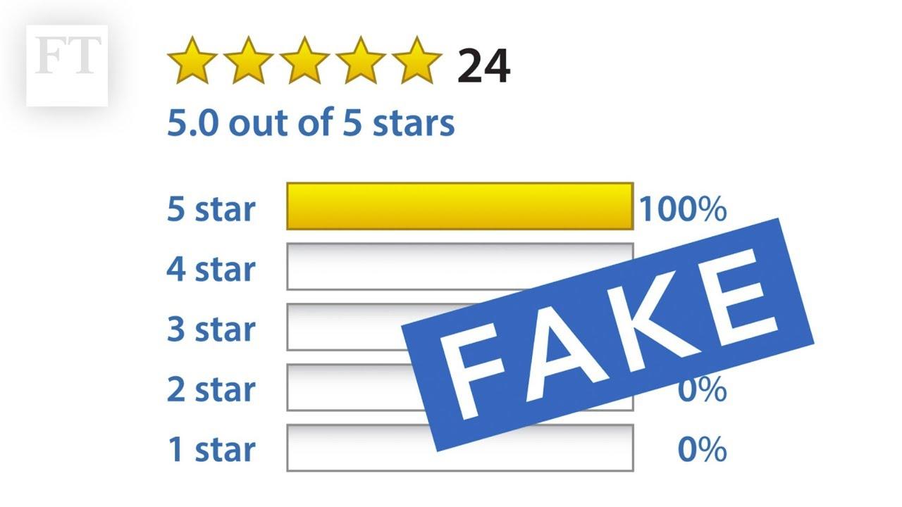 Amazon ha descubierto una gigantesca red de reviews falsas y eso es un problemón 1